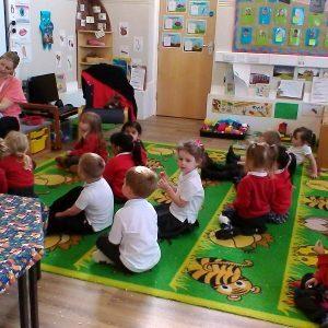 Nursery literacy 4
