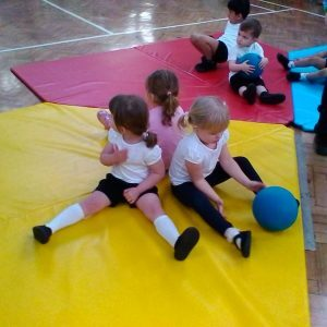 Nursery physical development 4