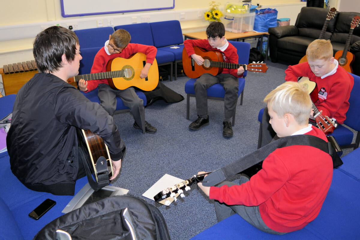 gisburn-road-school-guitar-lessons-mr-gilmour