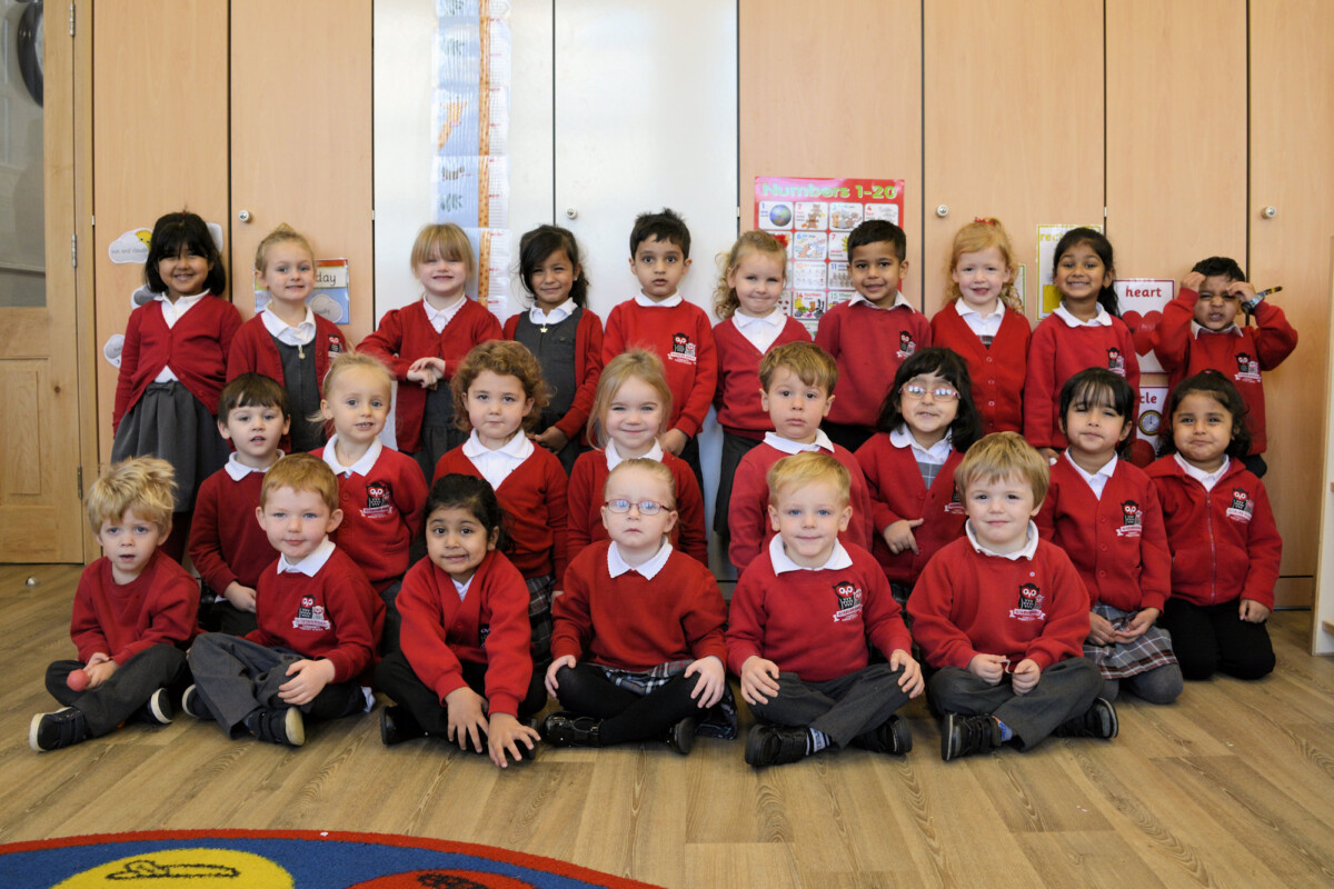 Gisburn Road School Nursery AM 2018