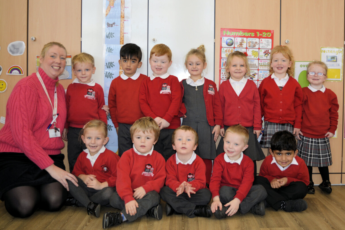 Gisburn Road School Nursery PM 2018
