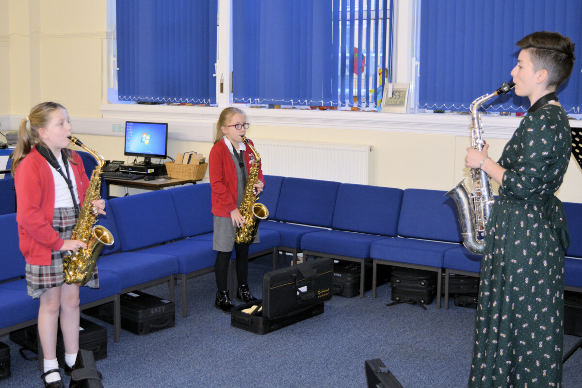 gisburn-road-school-saxophone-lessons